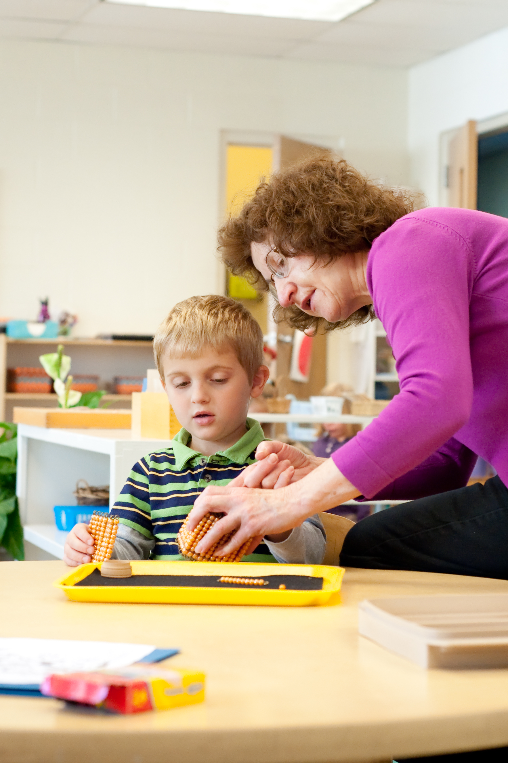 what are the qualities of montessori directress If we can't adopt the montessori method completely, are there still components   what fundamental characteristics make montessori schools unique  when a  montessori teacher needs a student to demonstrate a skill for.